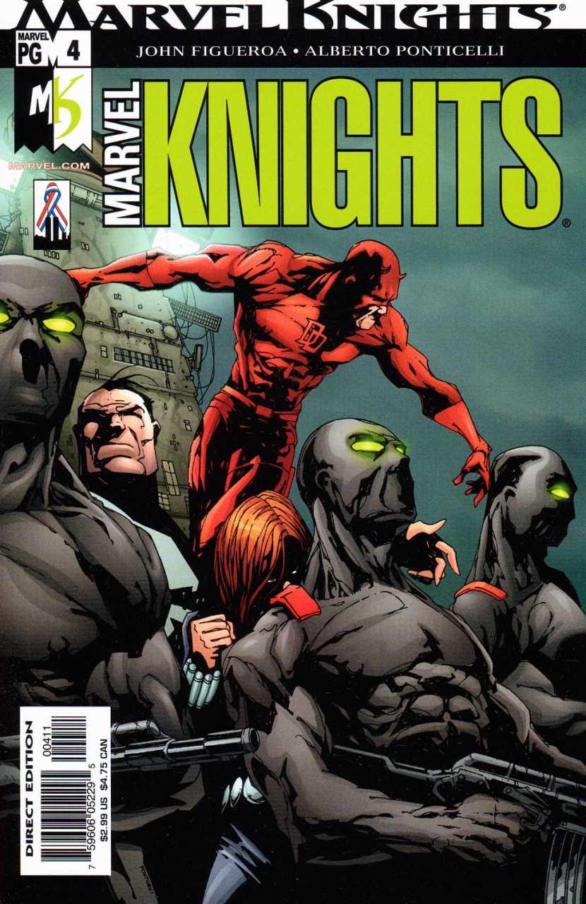 MARVEL повертають культову серію коміксів Marvel Knights
