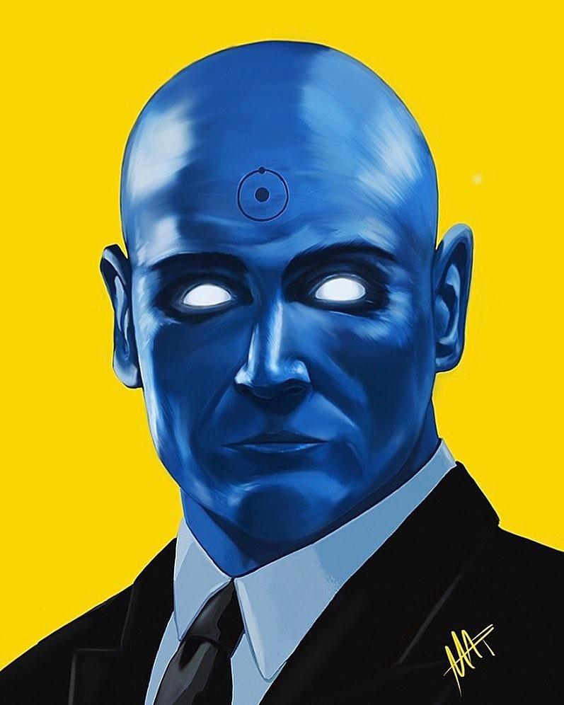 Джон Сіна зіграє Доктора Манхеттена?