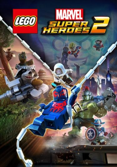 Реліз гри «LEGO Marvel Super Heroes 2»