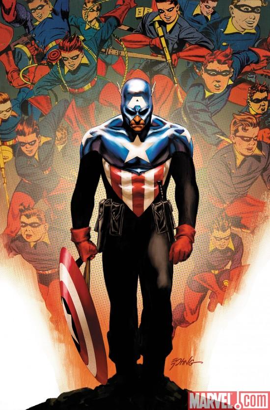 Прощавай Капітан Америка, хай живе новий Капітан Америка!
