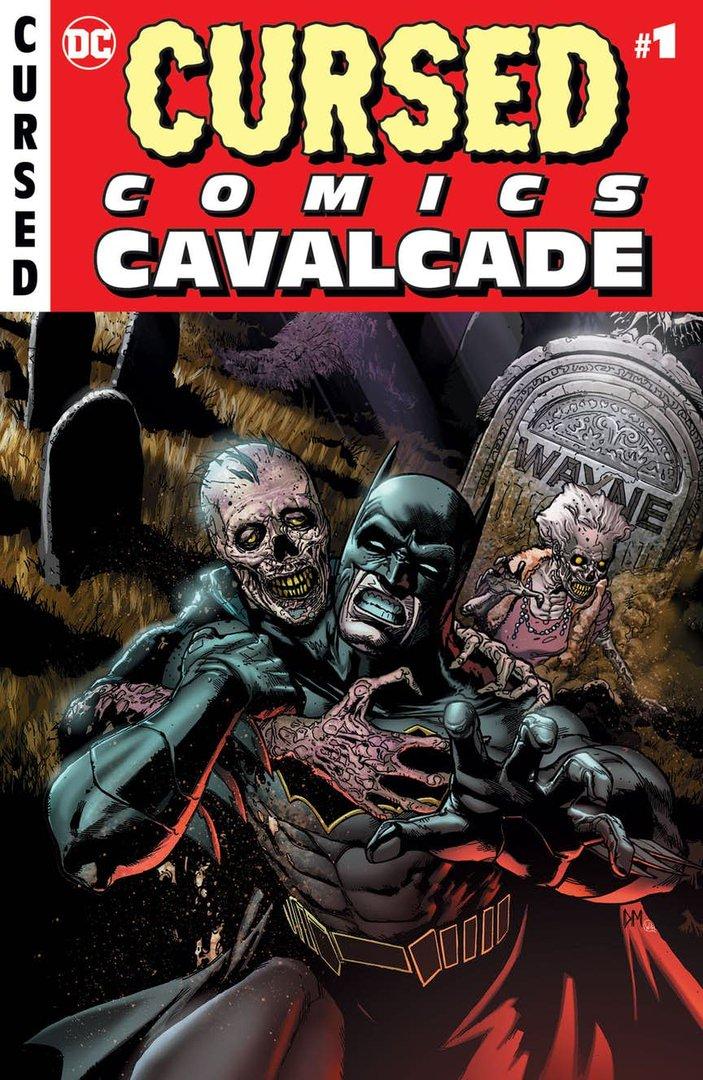 Тематичні комікси DC до Хеллоуіну