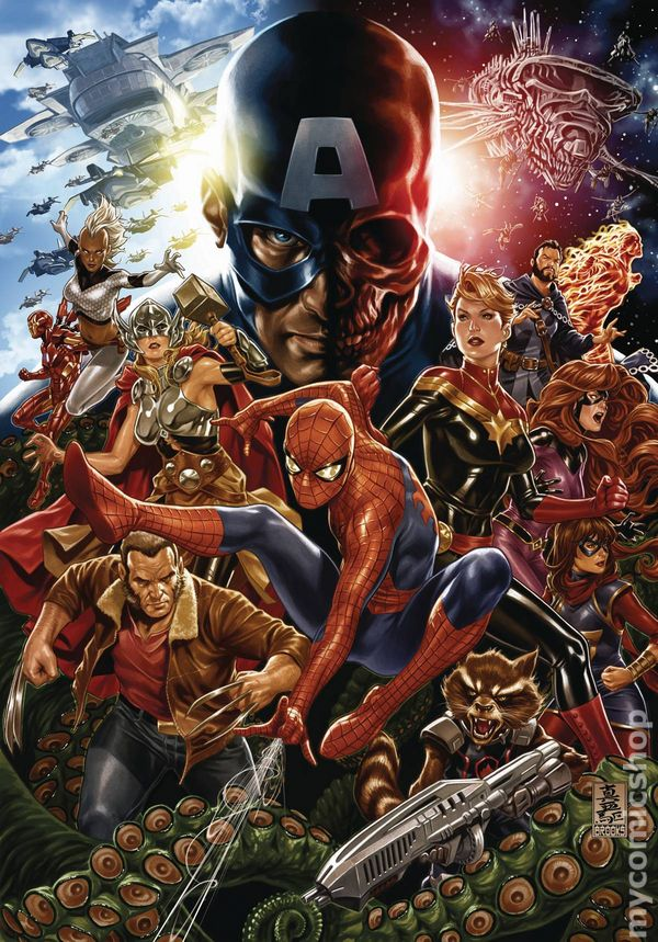 Marvel планує нову кінофраншизу?
