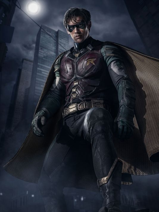 Промо-фото серіалу «Титани», дата прем'єри та запуску «DC Universe»