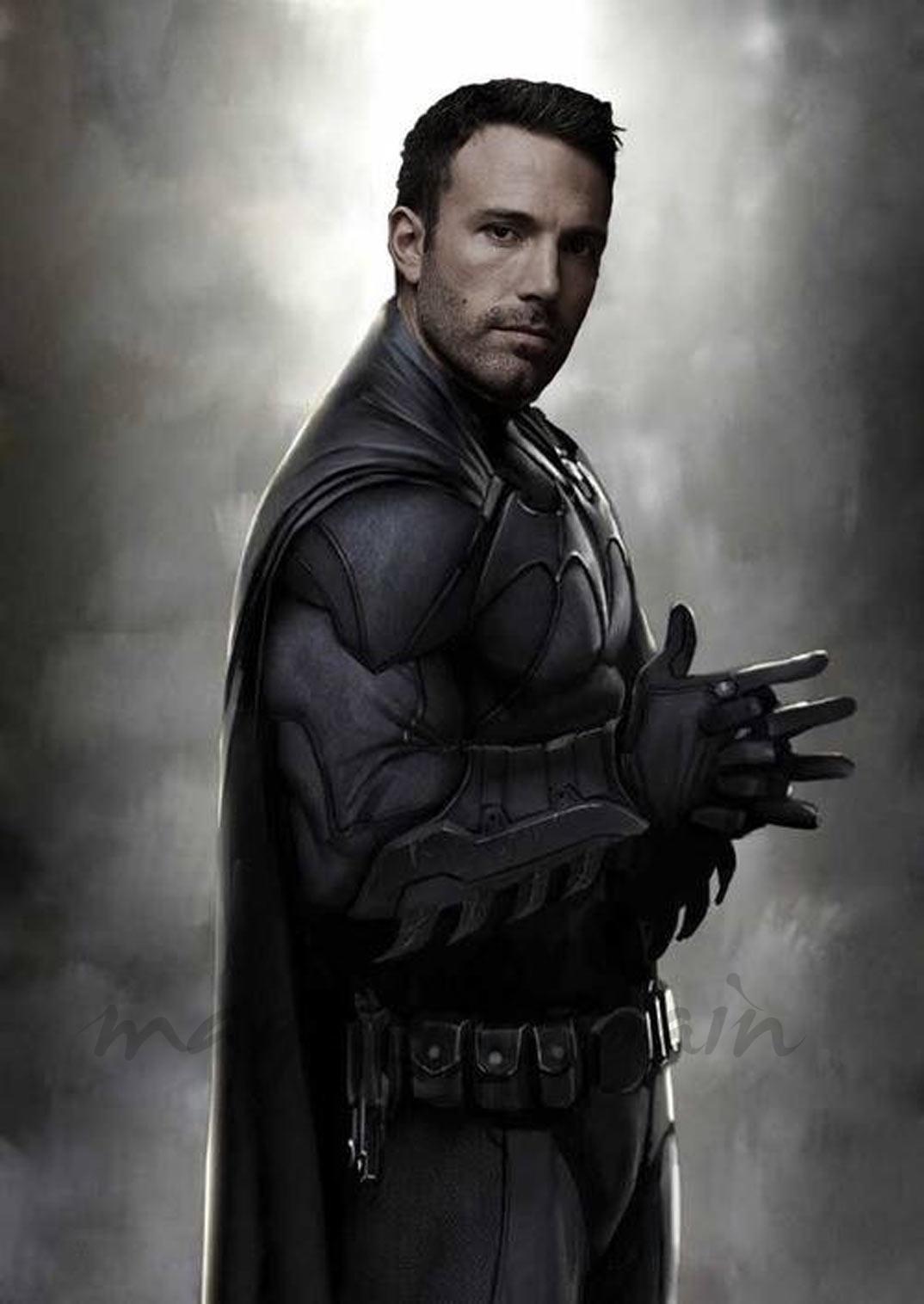 Чому Бен Аффлек погодився грати Бетмена?