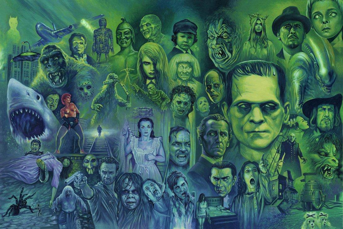 Історія фільмів жахів