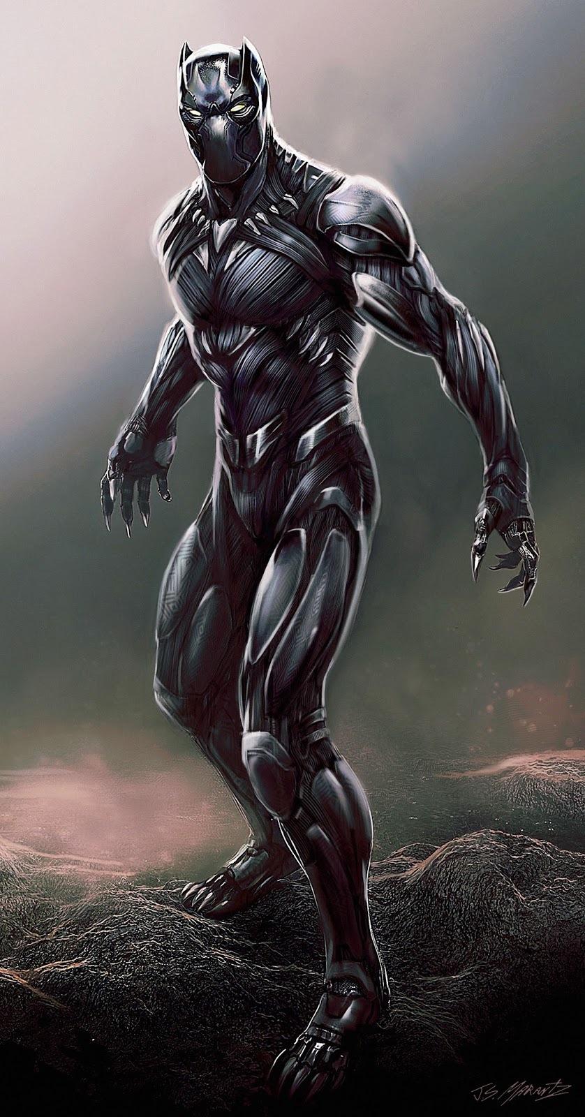 Хто такий Чорна Пантера?