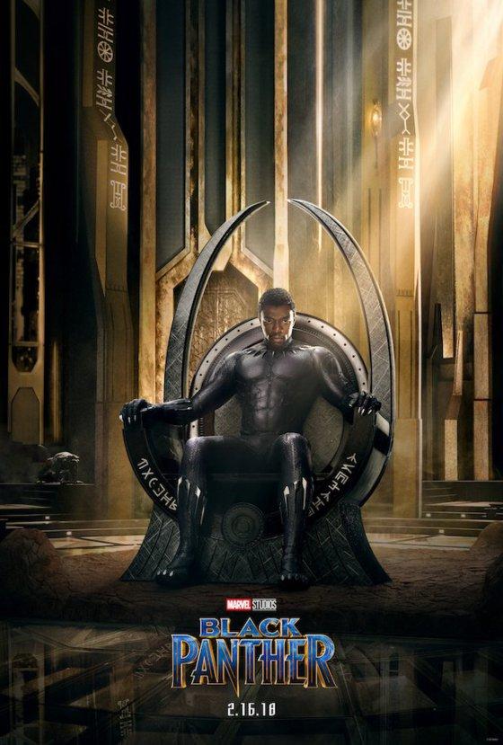 Новий трейлер фільму Чорна Пантера