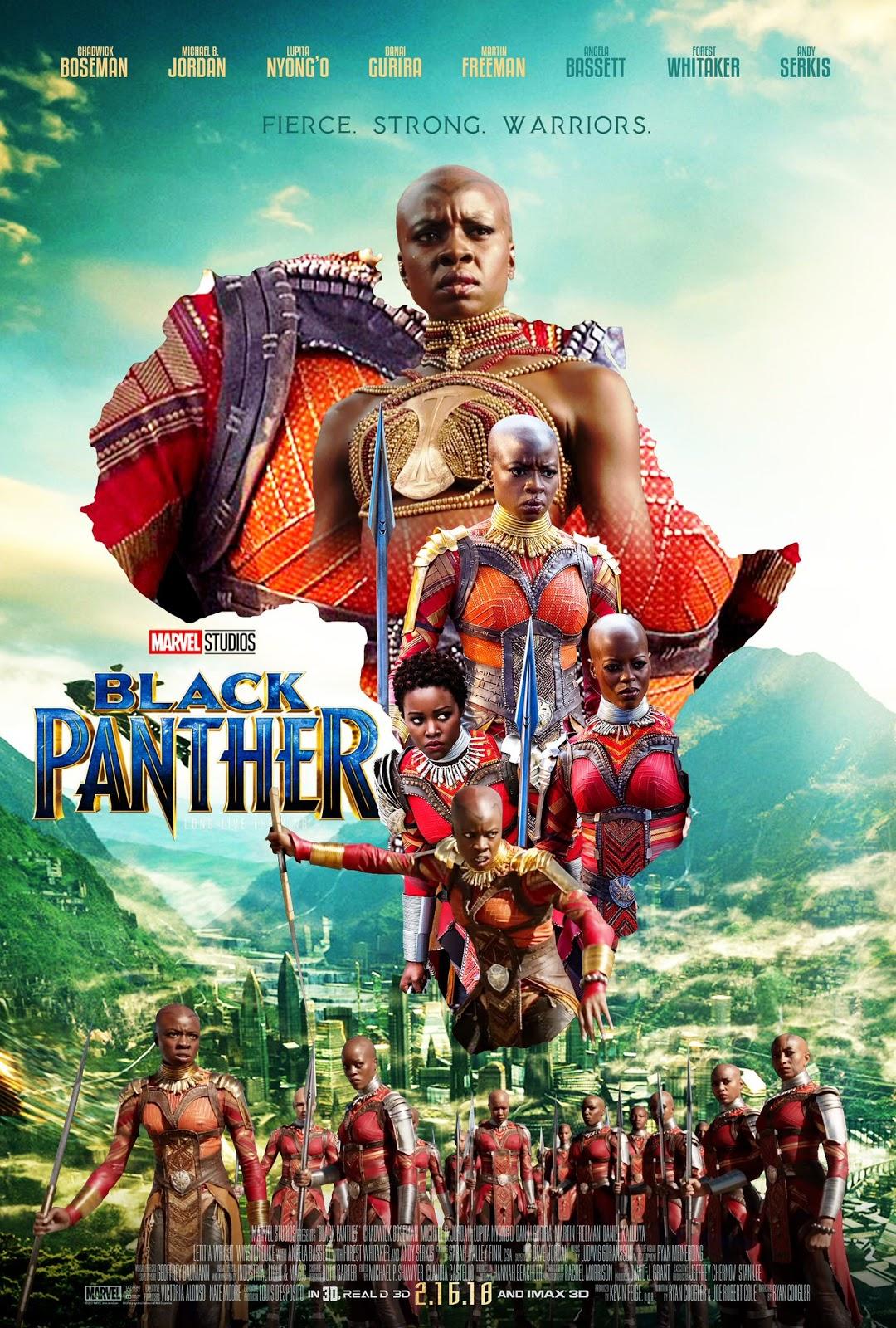 «Наскільки хороший і чи хороший взагалі?» - рецензія фільму «Чорна пантера»