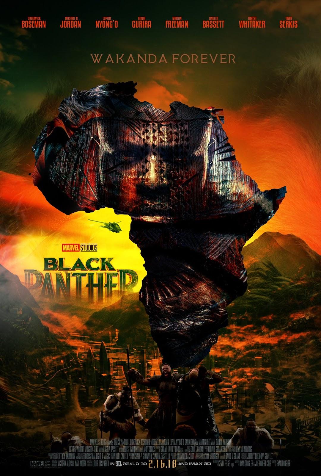 Касові збори «Чорної Пантери» за перший уік-енд