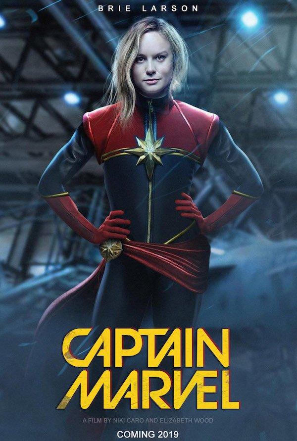 Злитий в мережу трейлер фільму Капітан Марвел