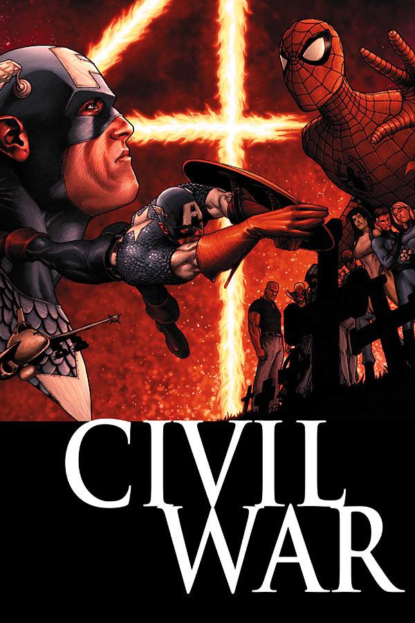 Громадянська Війна: Комікс проти Фільму