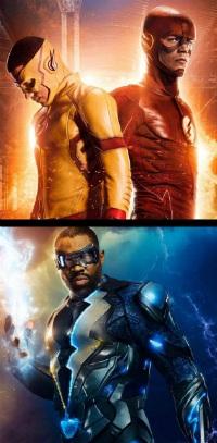 CW опублікували повний розклад своїх серіалів на 2 сезони