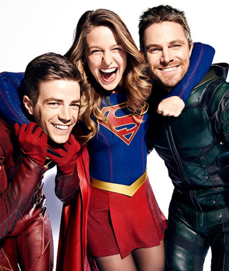 CW продовжує ВСІ свої серіали!