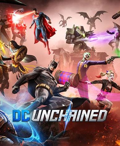 DC Unchained - майбутня епічна гра від DC