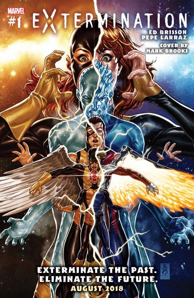 Marvel влаштує «Extermination» для Людей-Ікс