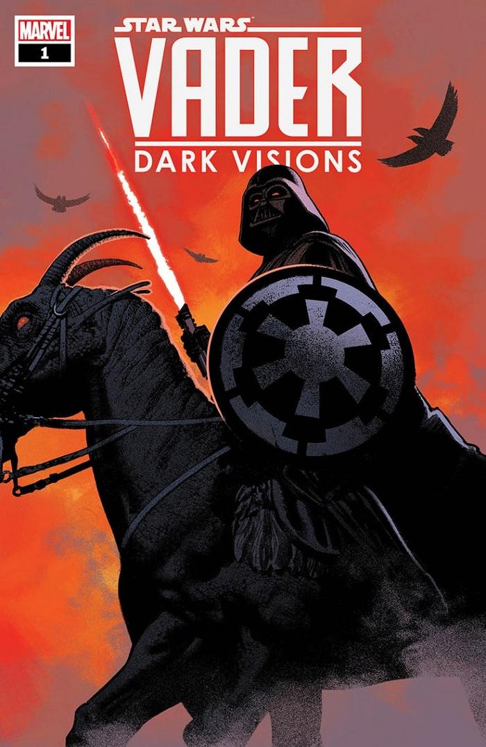 Дарт Вейдер на коні: новий комікс MARVEL