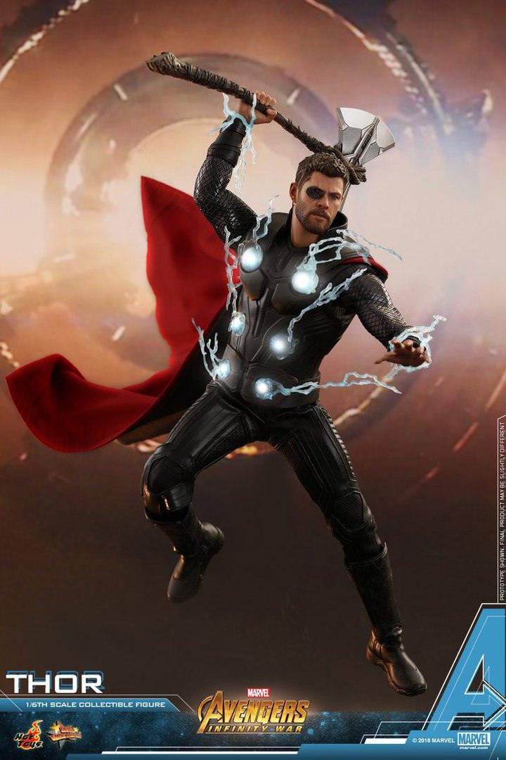 Як виглядатимуть Тор та Залізна Людина у Війні Нескінченності?