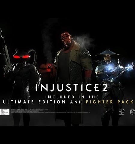 Хеллбой стане доступним персонажем в Injustice 2 (відео)