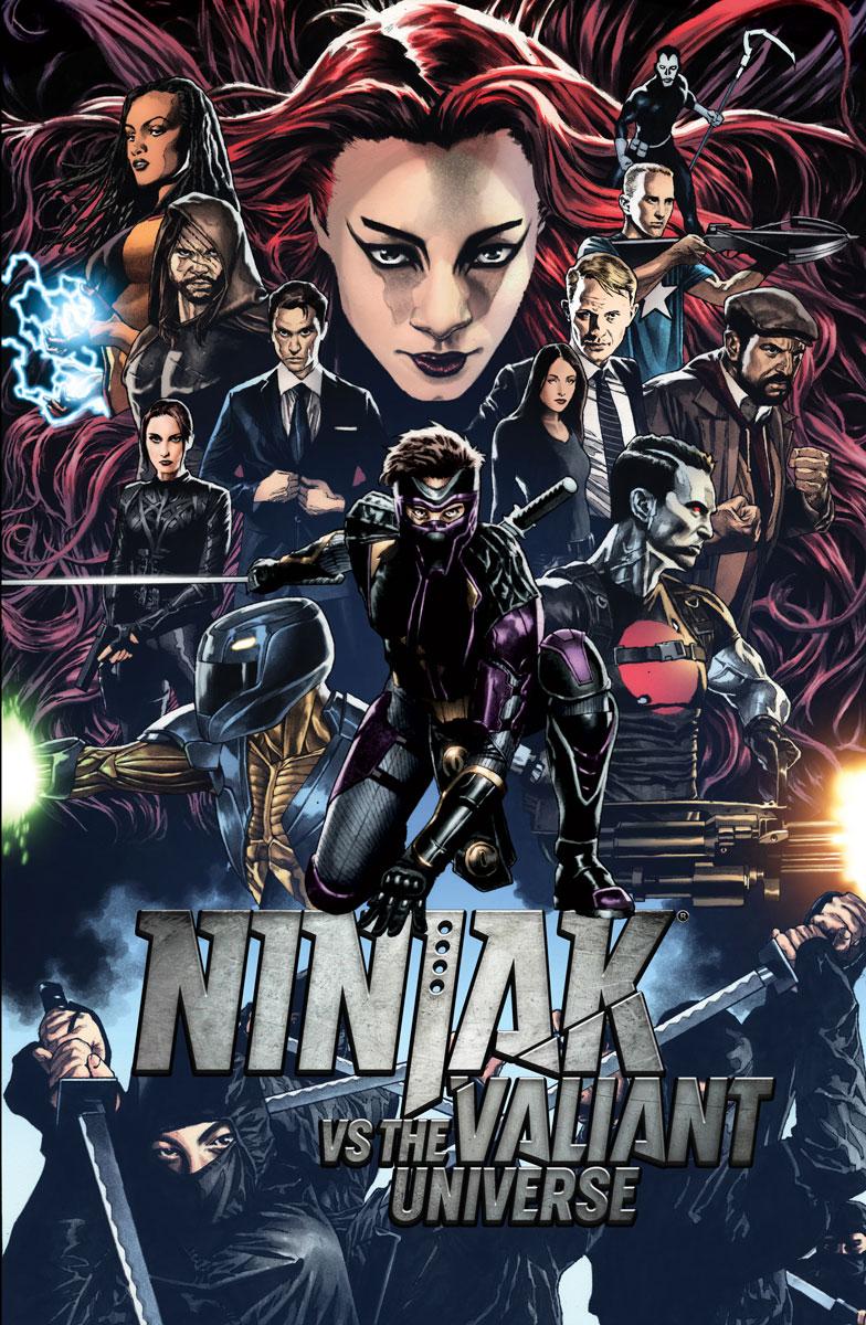 Batinthesun знімають серіал по всесвіту коміксів Valiant
