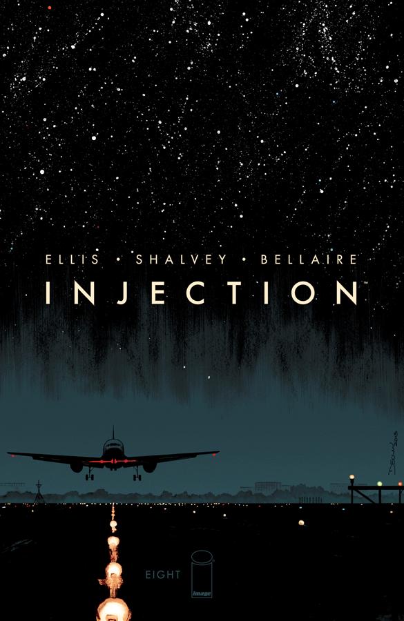 Комікс «Injection» перетвориться в серіал
