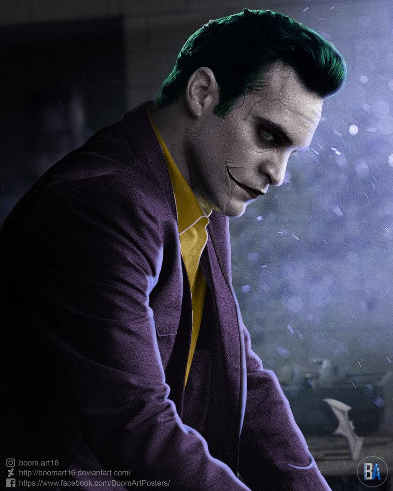 Названо дату прем'єри сольного фільму про Джокера