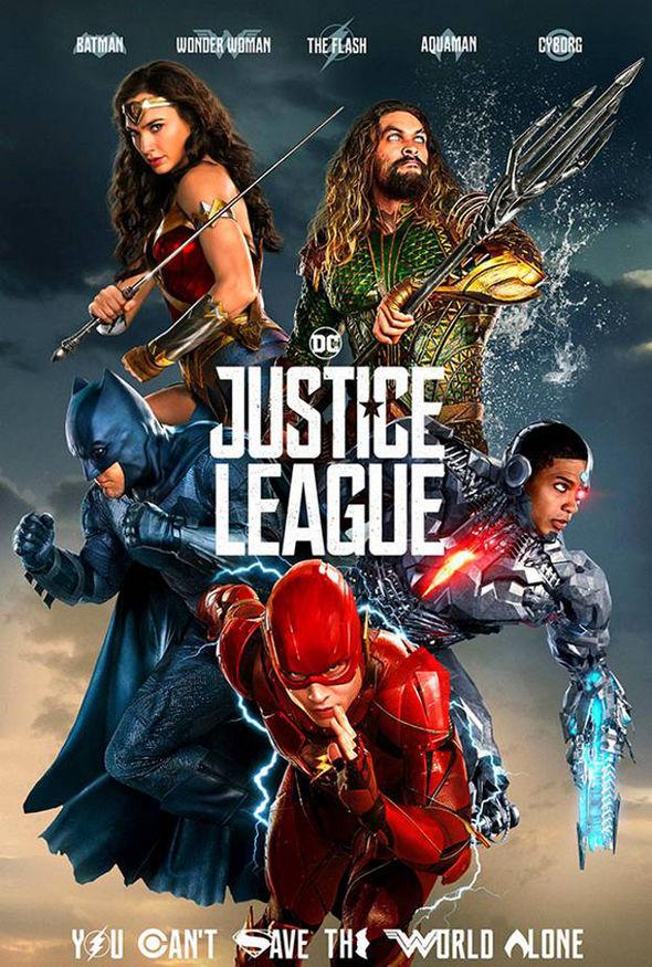 Ліга Справедливості, як доза амнезії - відео-рецензія фільму