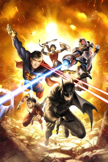 10 найкращих повнометражних мультфільмів DC