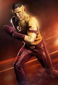 Кід-Флеш тікає з серіалів CW