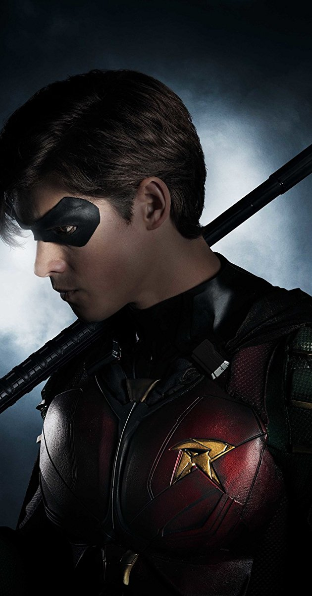 Промо-фото серіалу «Титани» від DC