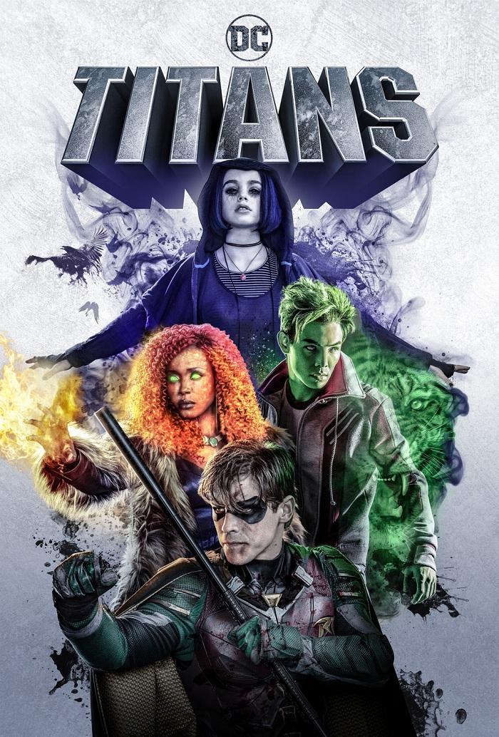 Серіальні Хранителі без Хранителів – рецензія серіалу «Титани»