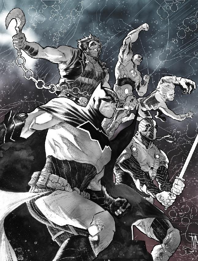 Ліга Справедливості об'єднається з лиходіями всесвіту DC