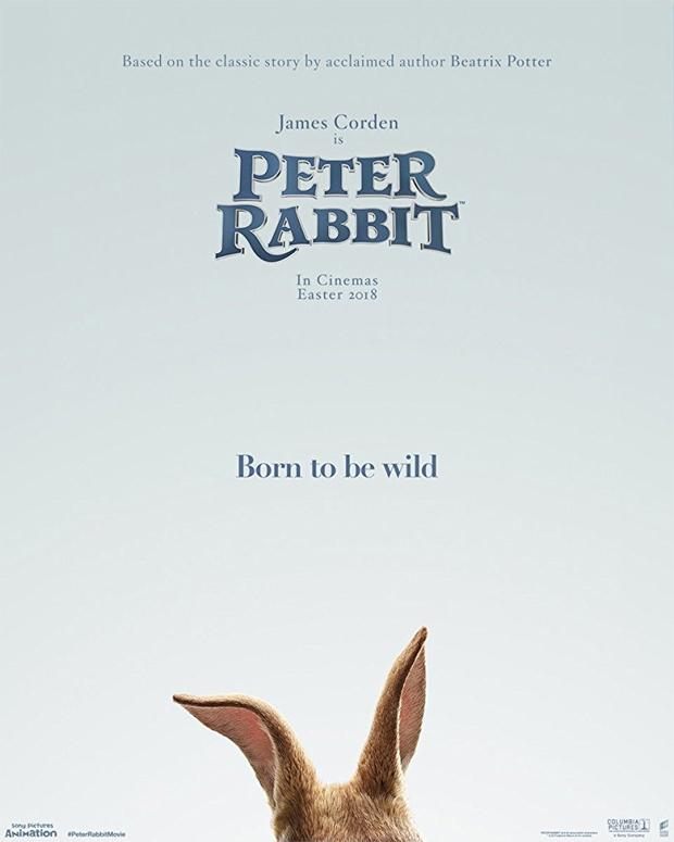Кролик Петрик пародіює Логана та Диво-Жінку