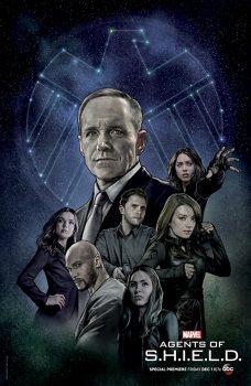 Агенти Щ.И.Т. Тизер-трейлер 6 сезону