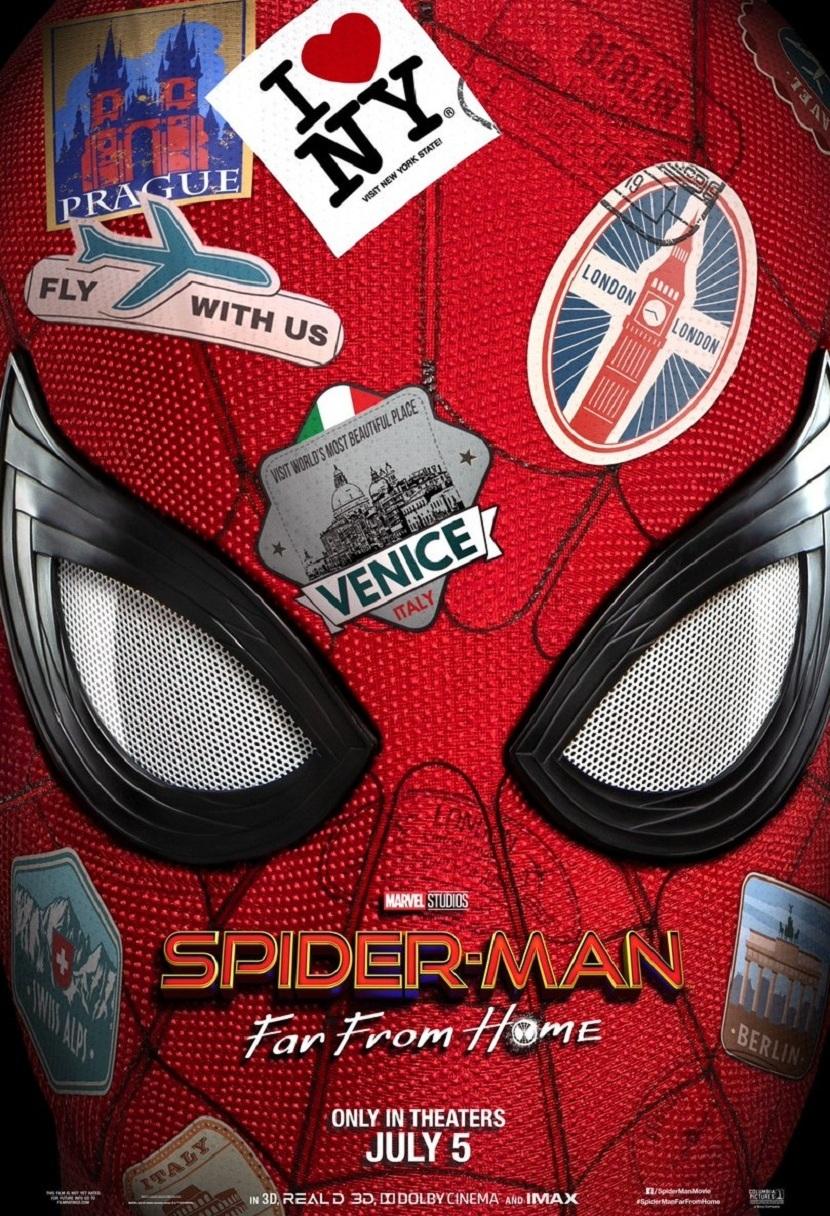 Людина-Павук: Далеко від дому - Український Трейлер