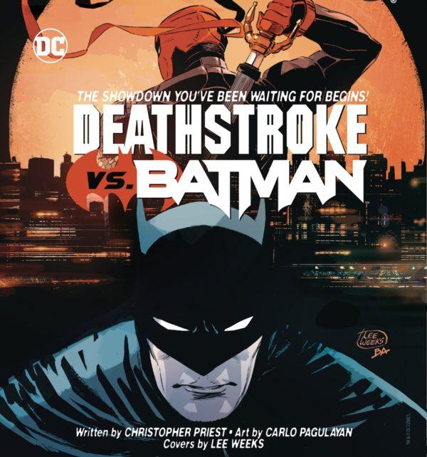 Дезстроук проти Бетмена