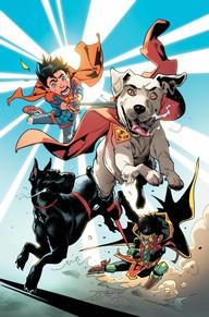 Warner Bros готує екранізацію Супер-Тваринок