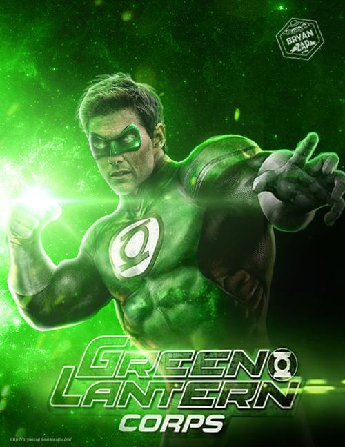 Том Круз відмовився від ролі Зеленого Ліхтаря у перезапуску